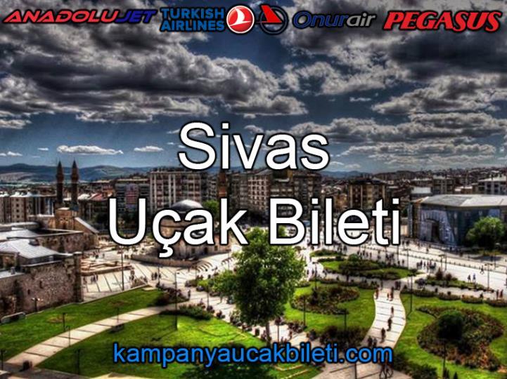 Sivas Uçak Bileti