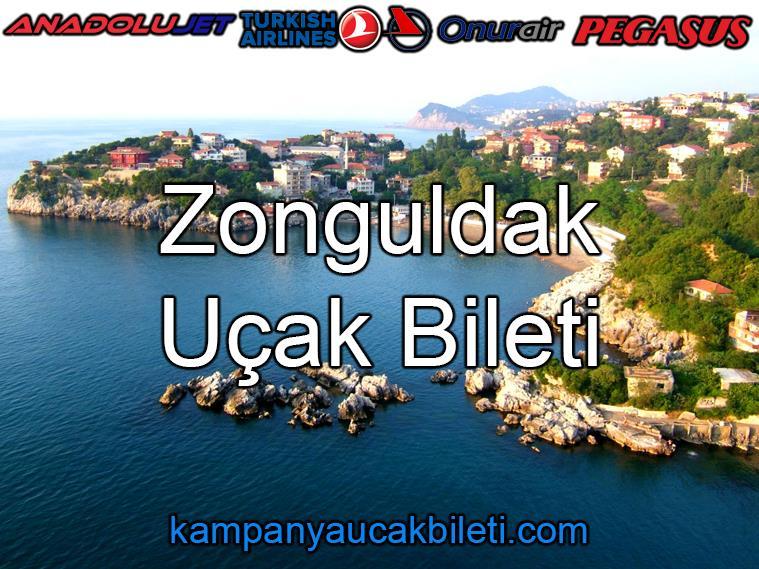 Zonguldak Uçak Bileti