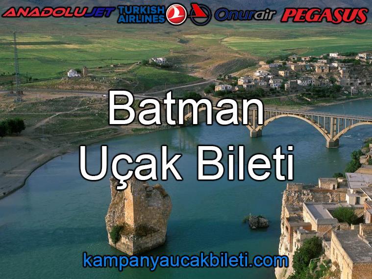 Batman Uçak Bileti