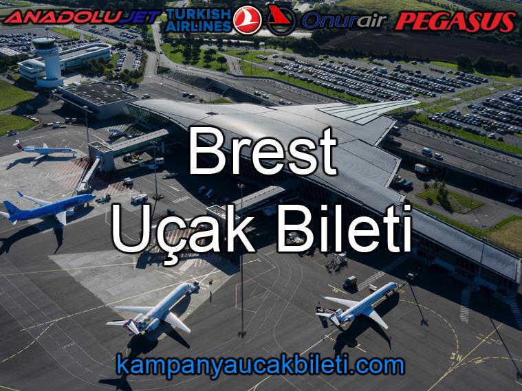Brest Havalimanı Uçak Bileti