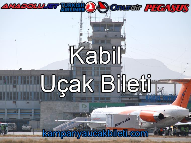 Kabil Havalimanı Uçak Bileti