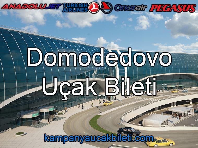 Domodedovo Havalimanı Uçak Bileti