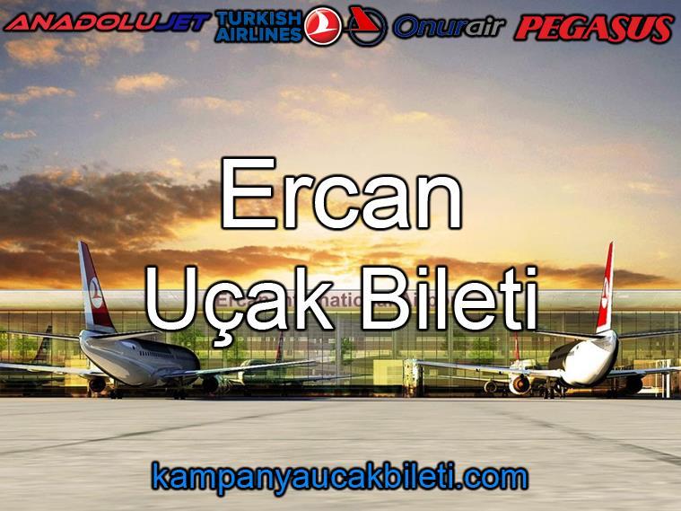 Ercan Havalimanı Uçak Bileti