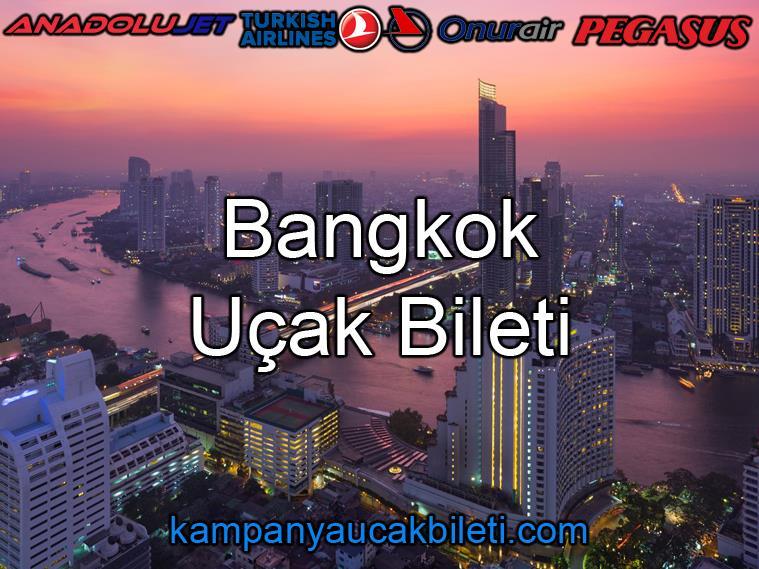 Bangkok Uçak Bileti