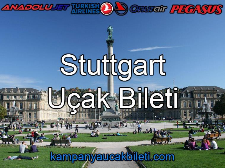 Stuttgart Uçak Bileti