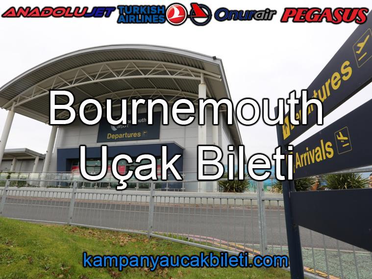 Bournemouth Havalimanı Uçak Bileti