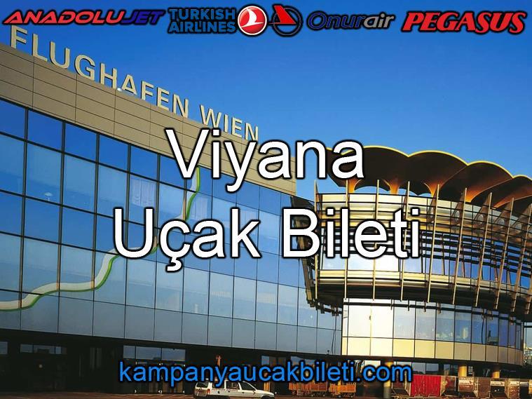 Viyana Havalimanı Uçak Bileti