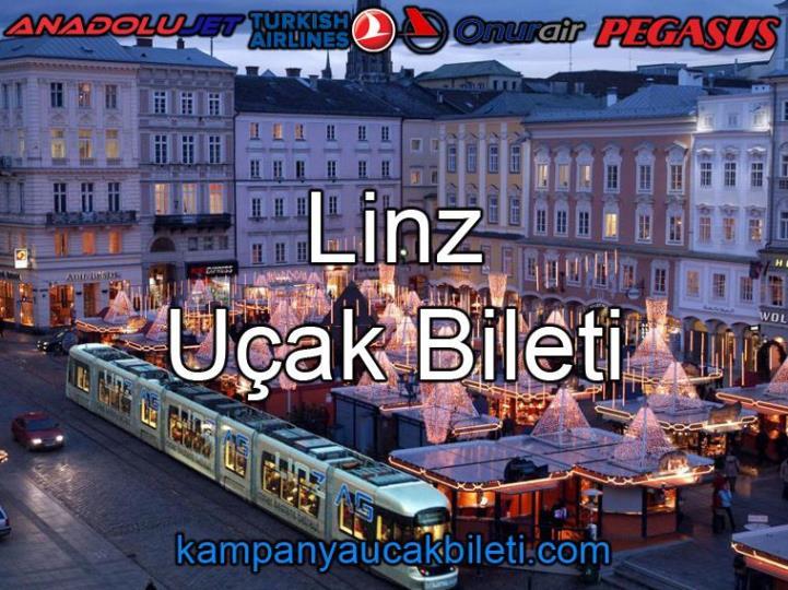 Linz Uçak Bileti