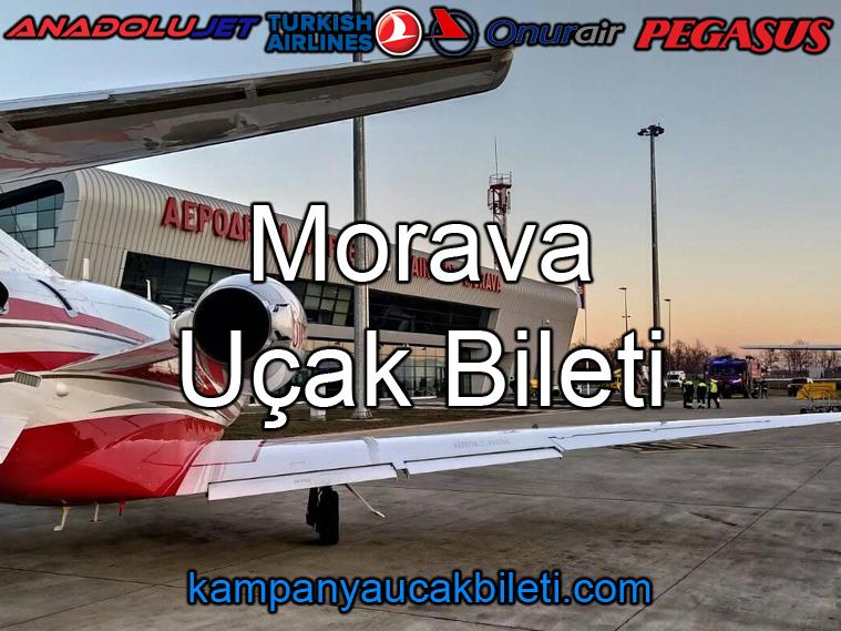 Morava Havalimanı Uçak Bileti