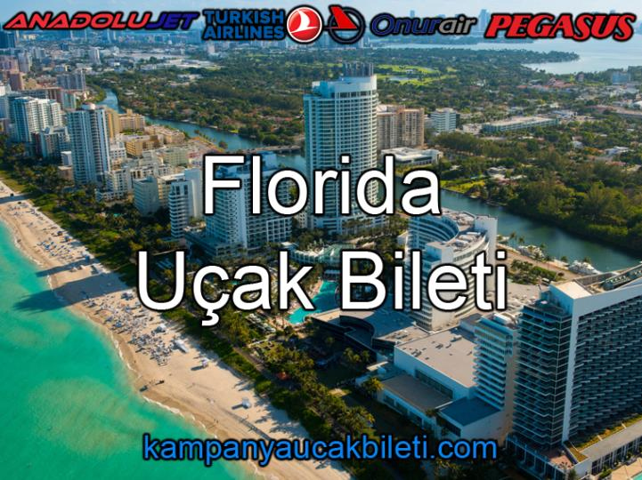Florida Uçak Bileti