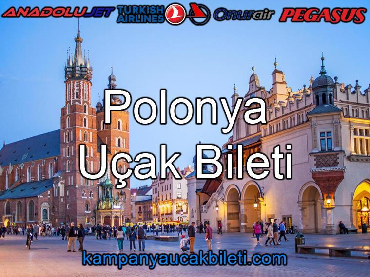 Polonya Uçak Bileti