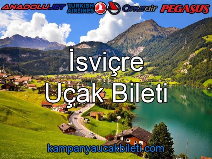 İsviçre Uçak Bileti