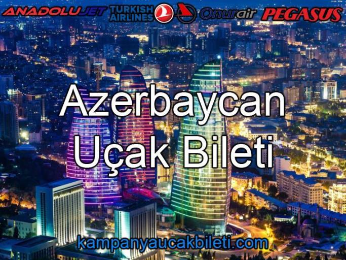 Azerbaycan Uçak Bileti