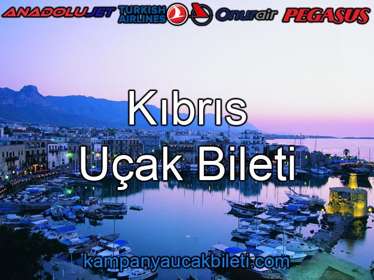 Kıbrıs Uçak Bileti