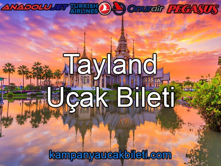 Tayland Uçak Bileti