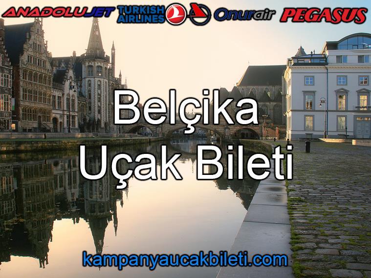 Belçika Uçak Bileti